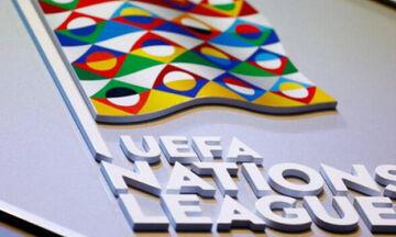 To Nations League 2020-2021 - Με Βόρεια Μακεδονία η Ελλάδα στη 3η κατηγορία