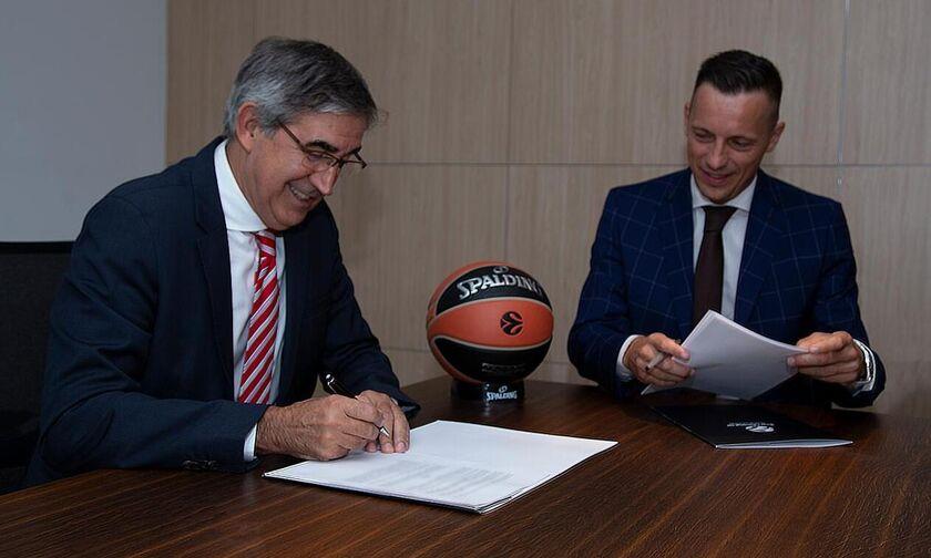 Euroleague: Αυξημένες αποδοχές για τους διαιτητές - Τετραετής συμφωνία