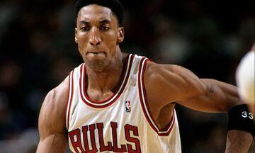 NBA:  «Χρόνια Πολλά, Σκότι Πίπεν (vid)