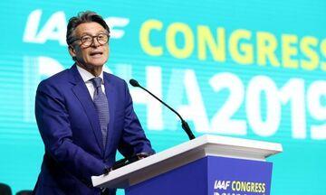 Επανεξελέγη ο Σεμπάστιαν Κόου στην IAAF