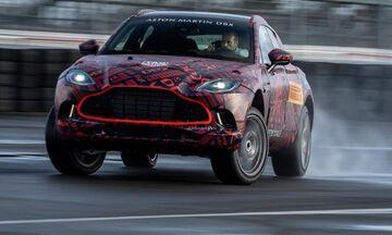 Aston Martin DBX: Με 550 ίππους & εκρηκτικές επιδόσεις! (vid)
