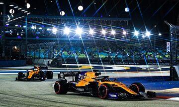 Ετοιμάζει αλλαγές το 2020 η McLaren