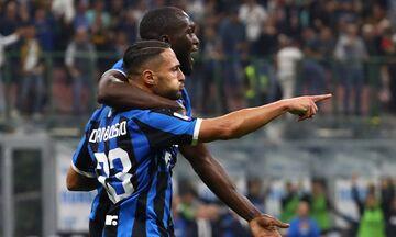 Serie A: Συνεχίζει αήττητη η Ίντερ, 1-0 τη Λάτσιο (αποτελέσματα, βαθμολογία)