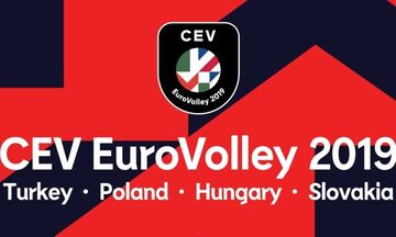 Live Streaming: Eurovolley 2019: Σλοβενία - Πολωνία (21:30)