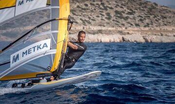 Στην 4η θέση ανέβηκε ο Κοκκαλάνης στο παγκόσμιο RSX της Ιταλίας