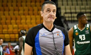 O διαιτητής Αναστόπουλος ανακοίνωσε την αποχώρησή του...