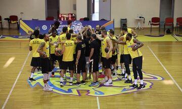 Basket League: Δεν πήρε πιστοποιητικό συμμετοχής η ΑΕΚ!