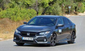 Δοκιμή Honda Civic 1.0 VTEC Turbo 126 PS