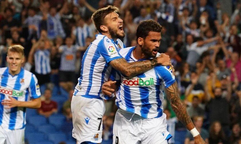La Liga: Απτόητη η Σοσιεδάδ, 3-0 την Αλαβές (αποτελέσματα, βαθμολογία, highlights)