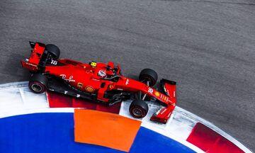 Grand Prix Ρωσίας: Πρώτος στο FP1 ο Λεκλέρκ