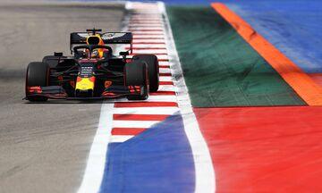 Grand Prix Ρωσίας: Σειρά του Φερστάπεν να βγει πρώτος στο FP2