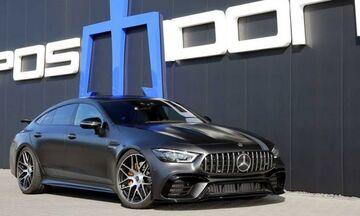 Θηρίο Mercedes-AMG GT 4-Door Coupe με 880 άλογα