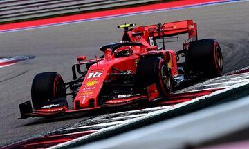 Grand Prix Ρωσίας: Νέα pole position για τον Λεκλέρκ