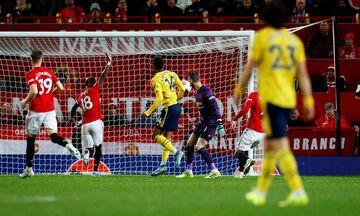 Premier League: Ισόπαλες 1-1 Μάντσεστερ Γιουνάιτεντ και Άρσεναλ (αποτελέσματα, highlights)