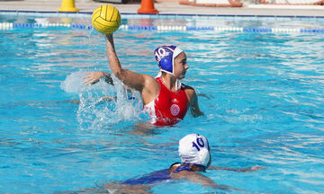 A1 πόλο γυναικών: Ο Ολυμπιακός 22-2 το Ρέθυμνο στο Ηράκλειο
