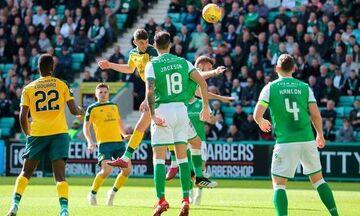 Πρώτη «γκέλα» για Σέλτικ στη Σκωτία, 1-1 με Χιμπέρνιαν (highlights)