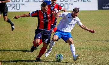Football League: Λευκή ισοπαλία για Ιωνικό και Τρίκαλα (πρόγραμμα)