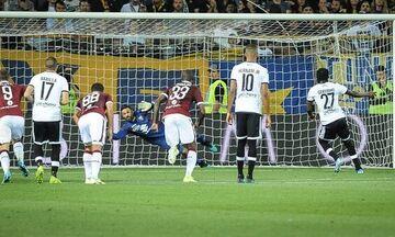 Serie A: «Καθάρισε» στο φινάλε η Πάρμα (αποτελέσματα, βαθμολογία)