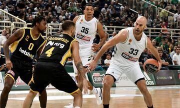 Το πανόραμα στην Basket League: Χωρίς αντίπαλο ο Παναθηναϊκός