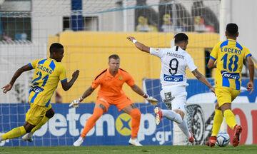 Ατρόμητος - Παναιτωλικός 2-0: Τα γκολ του αγώνα (vid)