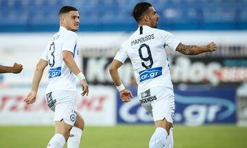 Ατρόμητος - Παναιτωλικός 2-0: Με Μανούσο και VAR (highlights)