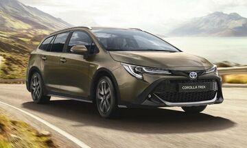 Νέο και περιπετειώδες Toyota Corolla TREK