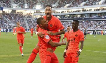 Ligue 1: Πάλι με Νεϊμάρ η Παρί, γκολ-βαθμό ο Κουλούρης! (αποτελέσματα, βαθμολογία)