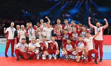 Ευρωβόλεϊ 2019: Η Πολωνία παρηγορήθηκε με το χάλκινο μετάλλιο