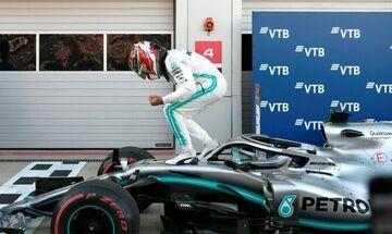 Grand Prix Ρωσίας: Η Ferrari έκανε δώρο τη νίκη στον Χάμιλτον