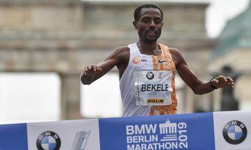 Major Marathon Bερολίνου: Ο Μπεκελέ άγγιξε το παγκόσμιο ρεκόρ - Ατομικό από Γκελαούζο