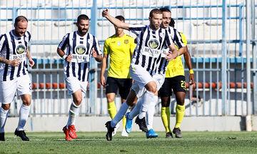 Super League 2: Νίκη για Πλατανιά και Απόλλωνα, ήττα για Λεβαδειακό και Εργοτέλη (αποτελέσματα)