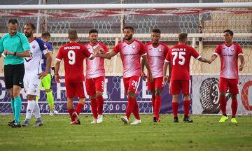 Βόλος - Ξάνθη 3-1: Τα highlights του αγώνα