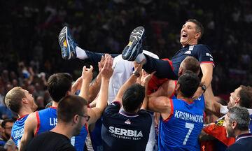 Ευρωβόλεϊ 2019: Πρωταθλήτρια η Σερβία, 3-1 τη Σλοβενία(pics, vids, highlights)