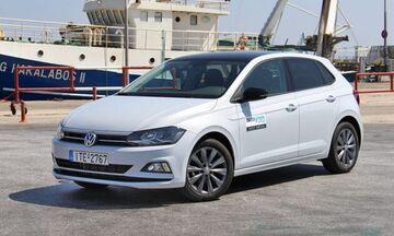 Νέο VW Polo 1.0 TGI με κατανάλωση 3 ευρώ/100 χλμ.