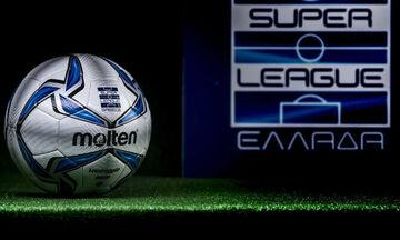 Super League: Αγνοείται η ισοπαλία δίχως σκορ