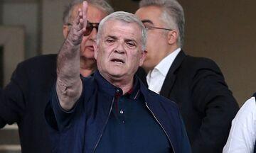 ΑΕΚ - ΠΑΟΚ: Εισβολή Μελισσανίδη στα αποδυτήρια των διαιτητών, σύμφωνα με το φύλλο αγώνα!