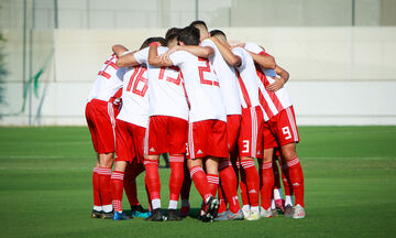 Youth League: Έφτασαν στο Βελιγράδι οι Νέοι του Ολυμπιακού (pics)
