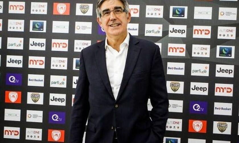 Το όραμα του Mπερτομέου για την Euroleague του μέλλοντος