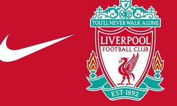 Λίβερπουλ: Η ρήτρα στην Nike που αυξάνει τα έσοδα
