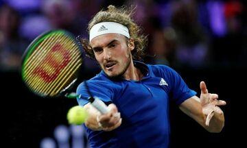 China Open: Προκρίθηκε στον δεύτερο γύρο ο Τσιτσιπάς! (highlights)