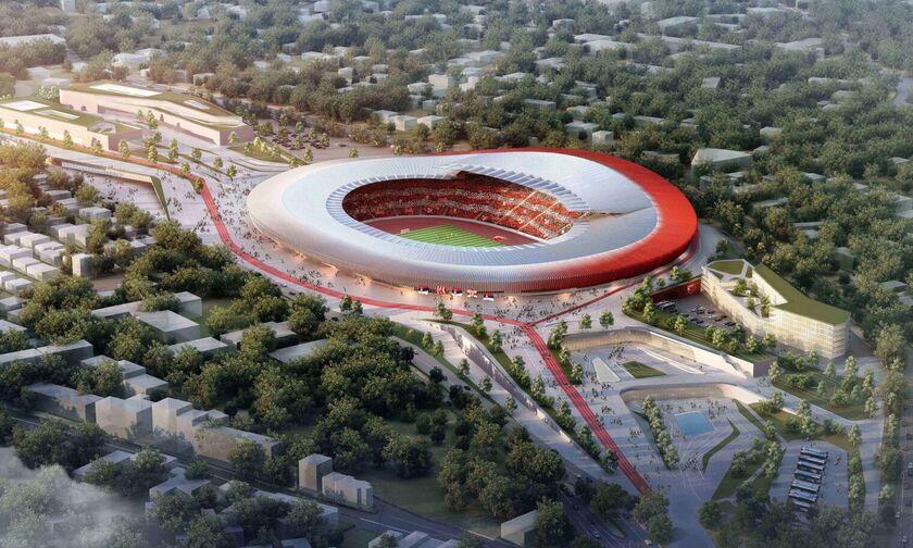 Γιατί το γήπεδο του Ερυθρού Αστέρα ονομάζεται «Ράικο Μίτιτς» (pic)