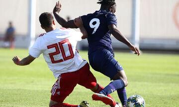 Youth League: Ερυθρός Αστέρας-Ολυμπιακός: Το γκολ του Λιάτσου για το 0-1 (vid)