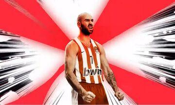O Σπανούλης πρωταγωνιστεί στο... Avengers της EuroLeague (vid)
