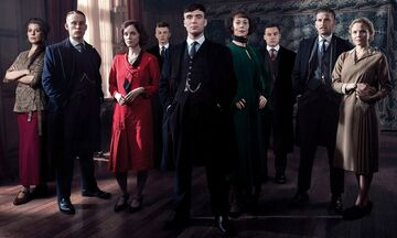 H επιστροφή των Peaky Blinders για την 5η σεζόν στο Netflix