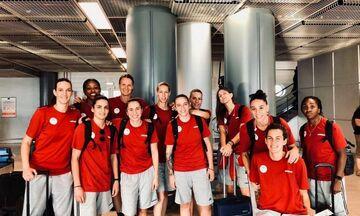 Ολυμπιακός: Στην Γαλλία για την πρόκριση στην Ευρωλίγκα