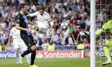 Γλίτωσε το... κάζο η Ρεάλ Μαδρίτης, 2-2 με την Μπριζ (highlights)