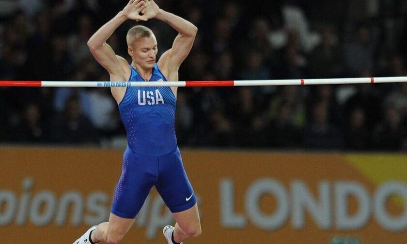 Παγκόσμιο Πρωτάθλημα Ντόχα: O Κέντρικς «χρυσός» στο επί κοντώ (vids)
