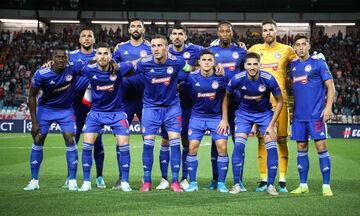 Σταθερή στην 15η θέση η Ελλάδα στη βαθμολογία της UEFA