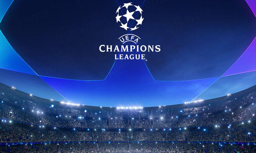 Champions League Live: Οι αγώνες της Τετάρτης (2/10)