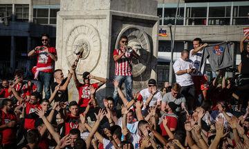 Όλα όσα έκαναν Έλληνες και Σέρβοι στο Βελιγράδι σε βίντεο 35 λεπτών